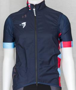 "Ritte cycling wind vest ""Off Season"" (by Sommerville)"
