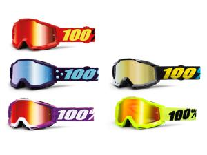 100% Strata Youth goggle anti fog clear lens