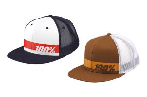100% Bonneville trucker hat