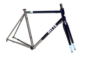 Ritte Snob DISC Road stainless frame and carbon fork