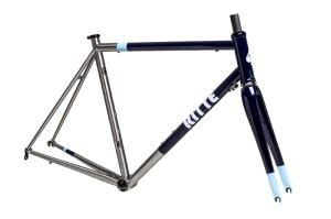 Ritte Snob Road stainless frame and carbon fork