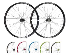 "Spank Oozy Trail-395+ 29"" wheelset 15mm+20m + QR+12/142mm TL"