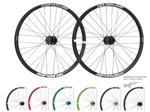 "Spank Spike Race33 DH 26"" wheelset 20mm+ 12/150mm BB"
