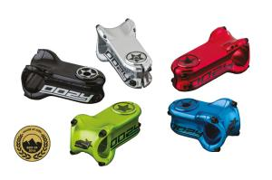 Spank Oozy All Mountain 3D forged stem, 31.8mm incl. topcap