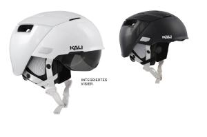 Kali City helmet URBAN Style composite fusion plus