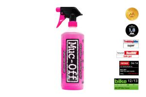 Muc Off Bike Cleaner 1 litre incl. trigger, CAPPED