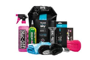 Muc Off Team Sky Dry Bag Kit