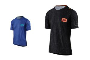 100% Celium Heather Enduro/Trail Jersey