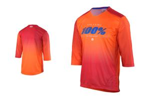 100% Airmatic Blaze Enduro/Trail 3/4 Jersey