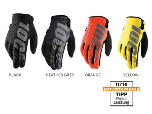 100% Brisker Cold Weather Glove