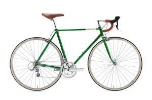 Creme Cycles Echo Doppio, 18-speed, 2017