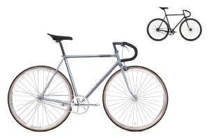 Creme Cycles Vinyl Solo singlespeed or fixed gear, 2017