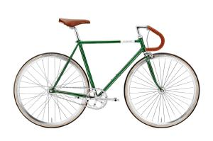 Creme Cycles Vinyl Doppio singlespeed or fixed gear, 2017