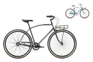 Creme Cycles Glider Solo 3-speed, 2017
