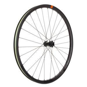 "BOX One Carbon 27.5""x33mm front wheel 15x100 disc, black"