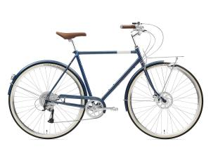 Creme Cycles Caferacer Man Solo 9-speed disc, 2018