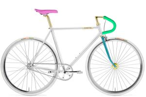 Creme Cycles Vinyl LTD Edition singlespeed/fixed gear, 2018