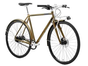 Creme Cycles Ristretto Lightning (belt drive) 8s dynamo 2018