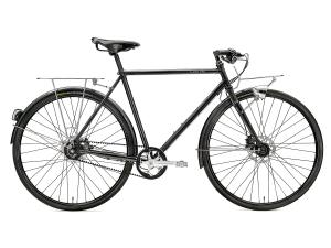 Creme Cycles Ristretto Classic (belt drive) 8s dynamo 2018