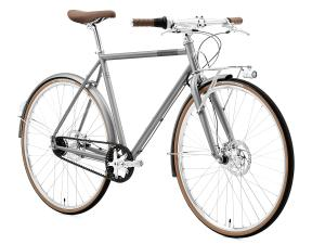 Creme Cycles Ristretto Bolt (belt drive) 7-speed dynamo 2018