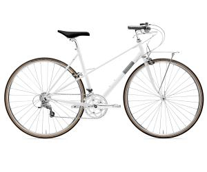 Creme Cycles Echo Solo Mixte 16-speed, 2018