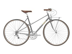 Creme Cycles Echo Doppio Mixte 18-speed, 2018