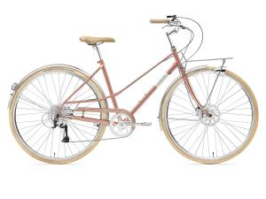 Creme Cycles Caferacer Lady Solo Disc 9-speed