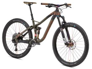 "NS Bikes Snabb 130 Plus 1 29""/650B+ All MTN/Trail Expert"