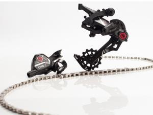 Box Components Two Rear derailleur 11 speed, wide, black