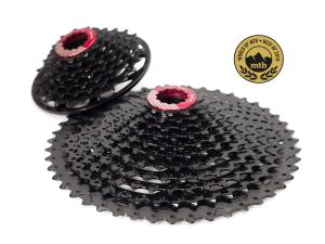 Box Components Two 11-50T MTB Cassette 11 speed, black