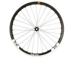 "BOX One Carbon 27.5""x41mm front wheel 15x100 disc, black"