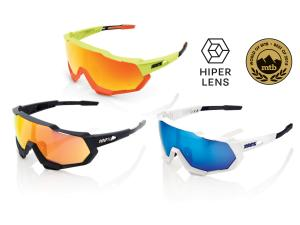 100% Speedtrap - HD Multilayer Mirror Lense / Hiper Lense
