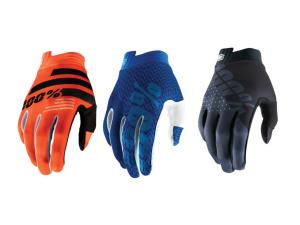 100% iTrack Youth Glove (FA18)