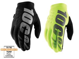 100% Brisker Cold Weather Youth Glove (FA18)