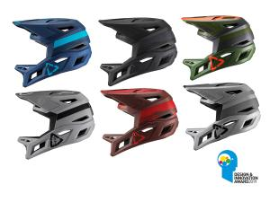 Leatt Helmet DBX 4.0 Super Ventilated Full Face Helmet