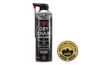 Muc Off E-Bike Dry Chain Cleaner 500ml (German Version)
