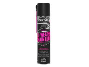Muc Off Motorcycle All Weather Chain Lube 400ml (aerosol)