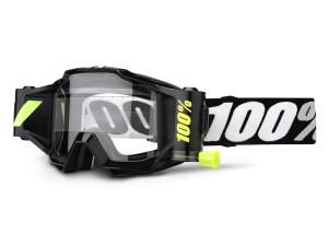 100% Accuri Forecast Youth goggle w. Film System, clear lens